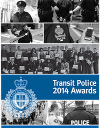 2014 Awards Program Cover