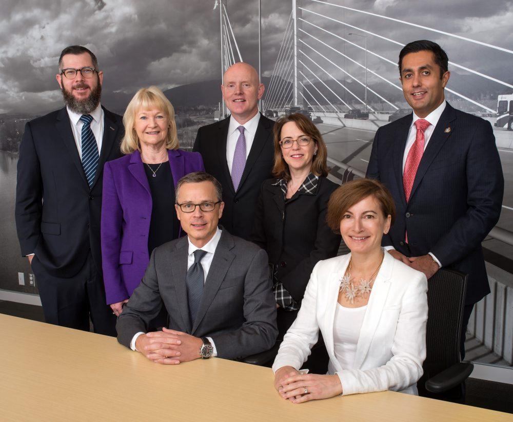 Image of Transit Police Board Members - October 2015