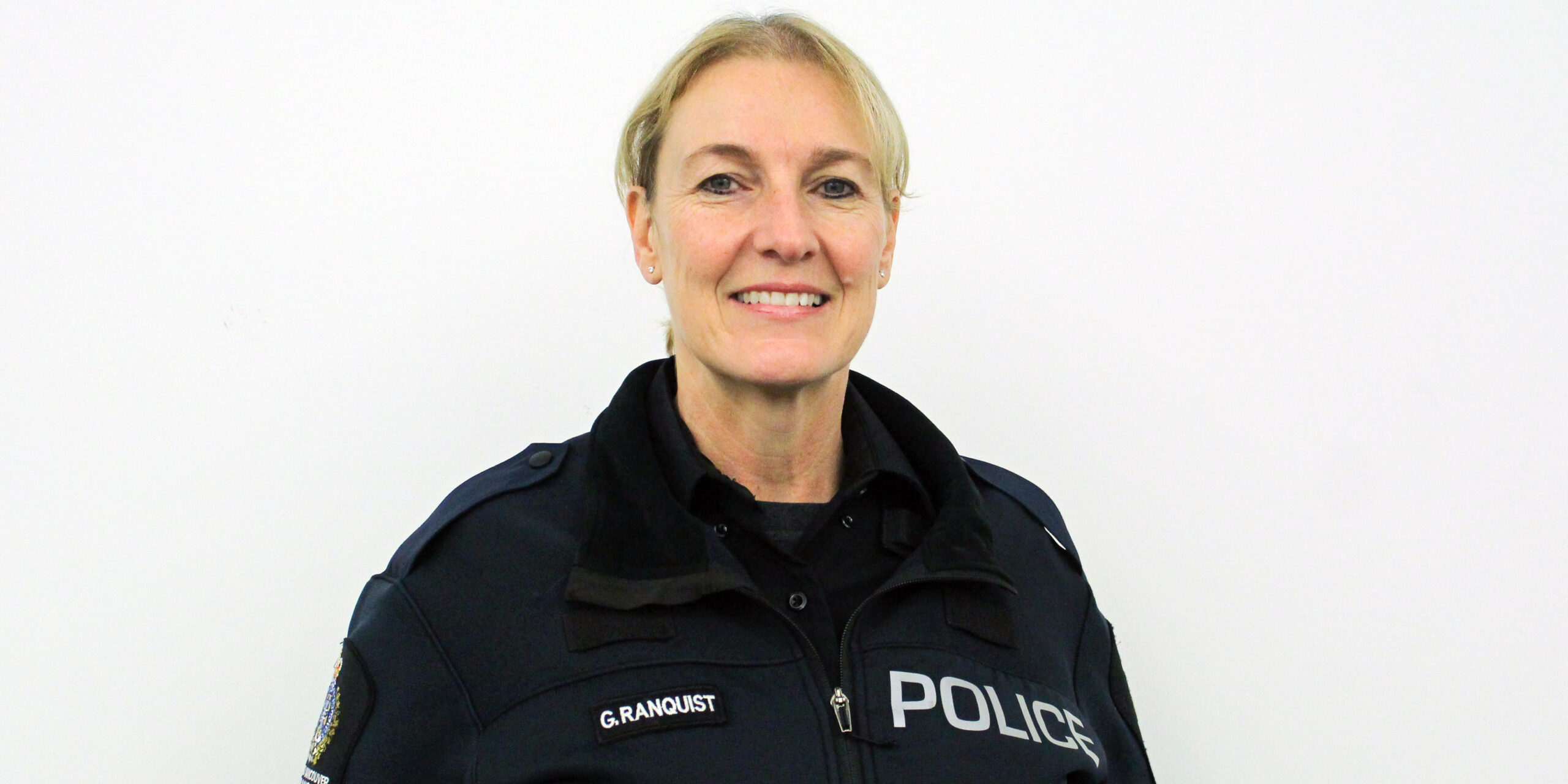 Photo of Constable Gwen Ranquist